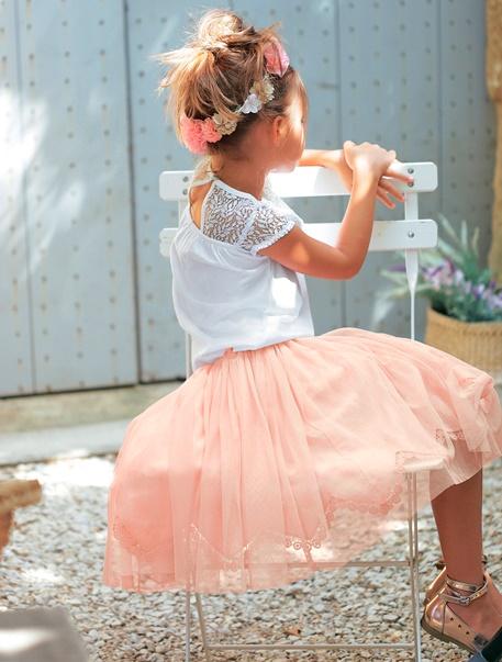 Niña-Looks-Look de fiesta