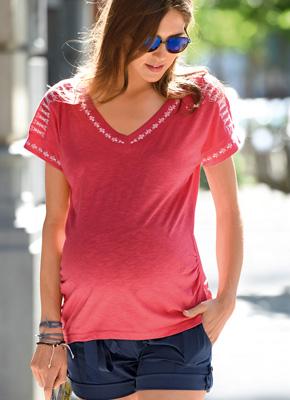 Camisetas y tops embarazo