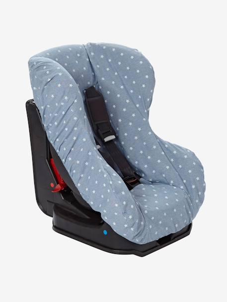 Silla de coche infantil y beb vertbaudet for Alzador para auto
