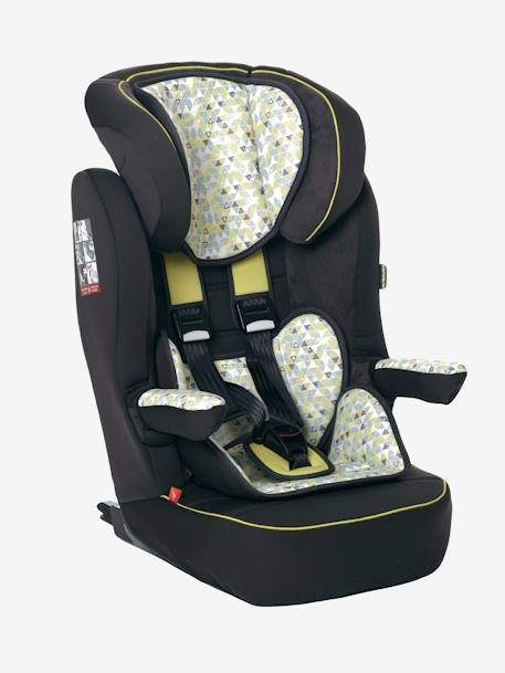Silla de coche infantil y beb vertbaudet - Silla de coche grupo 2 3 isofix ...