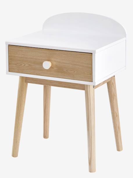 mesitas de noche infantiles vertbaudet. Black Bedroom Furniture Sets. Home Design Ideas
