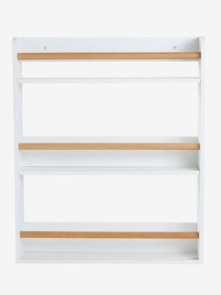 Estanter a de pared infantil vertbaudet - Estanterias de libros ...