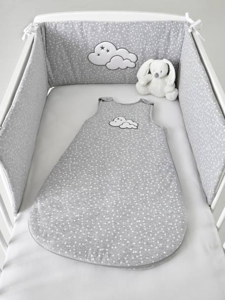 protector de cuna de beb vertbaudet. Black Bedroom Furniture Sets. Home Design Ideas