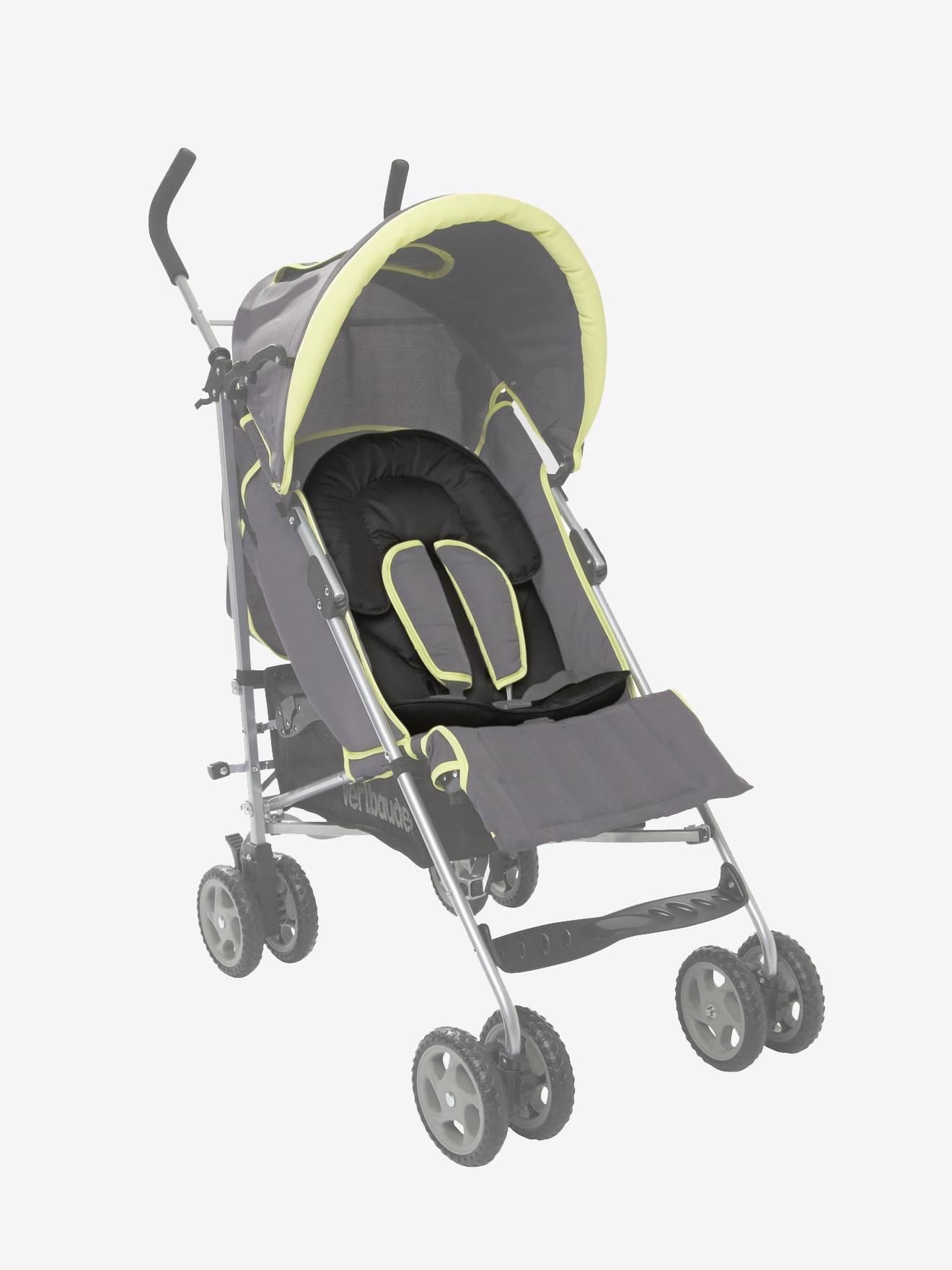 Coj n reductor vertbaudet para silla de paseo negro vertbaudet - Reductor silla paseo ...
