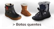 Botas Quentinhas