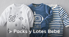 Packs y Lotes Bebé