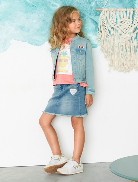Niña-Looks-Look Miss Denim