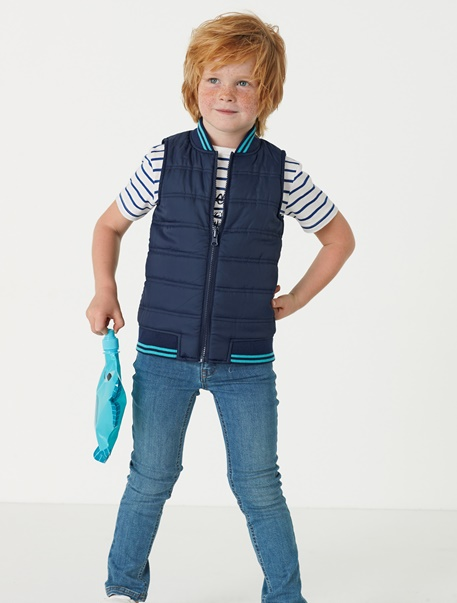 Niño-Looks-Look estilo denim