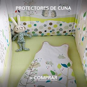Protectores de cuna