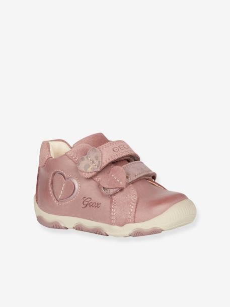 Jadeo viernes encanto  Zapatillas Mid bebé New Balu Girl C GEOX® rosa oscuro liso con ...