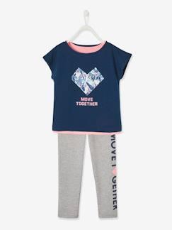 Ropa Deportiva Nina Coleccion De Deporte Textil Para Chicas Vertbaudet