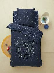 Conjunto fluorescente de funda nórdica + funda para almohada Stars in the sky*