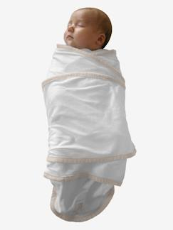 Puericultura-Swaddles, Soportes bebé-Swaddle Miracle RED CASTLE