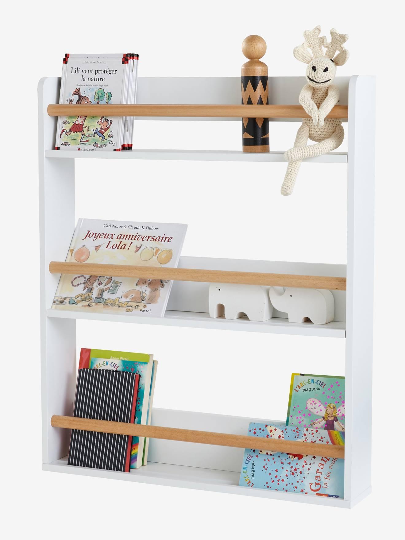Estanterias de madera para libros finest lectura asiento - Estanteria para libros ...