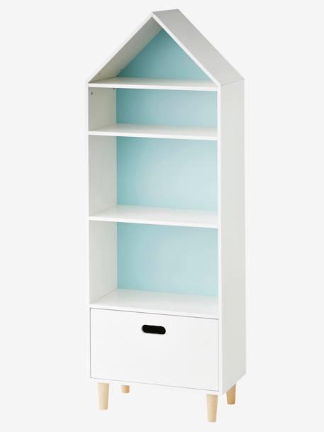 Bibliotecas estanter as almacenaje y decoraci n - Mueble de almacenaje ...