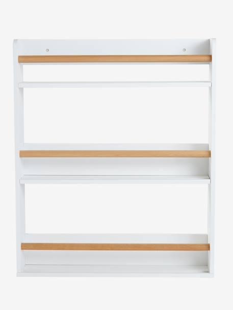 Estanter a de pared infantil vertbaudet Estanterias para libros