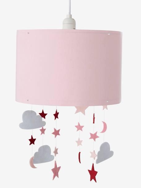 Lámpara de techo y pantalla de lámpara infantil - vertbaudet