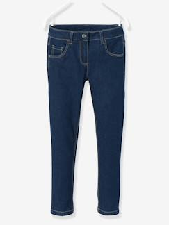 Denim-Vaqueros slim niña