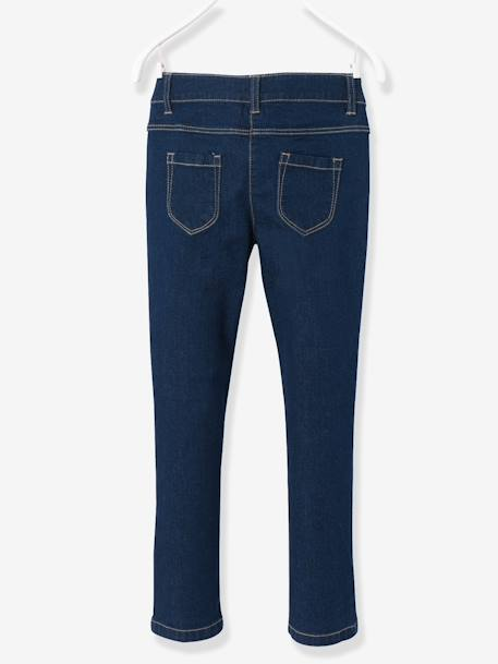 Vaqueros slim niña Denim natural