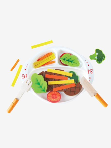 Set filete con patatas Hape Multicolor