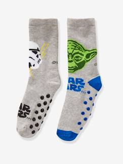 Marcas Mickey, Mini, StarWars e Frozen-Lote de 2 pares de calcetines Star Wars®