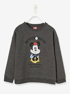 Marcas Mickey, Mini, StarWars e Frozen-Sudadera estampada Minnie® para niña