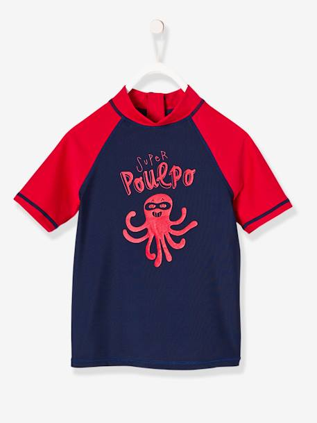 Todo para la playa-Camiseta niño anti-UV