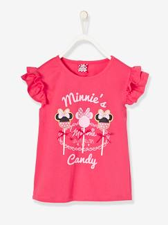 Marcas Mickey, Mini, StarWars e Frozen-Camiseta con estampado Minnie® para niña