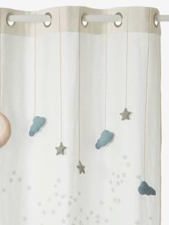 Cortina y visillos para habitación infantil - vertbaudet