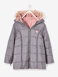 Happy Week-Parka reversible niña
