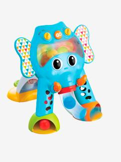 Happy Week-Juguetes-Senso elefante con bolas BLUE BOX