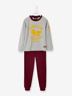 Los heroes-Pijama niño Harry Potter® estampado