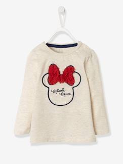 Marcas Mickey, Mini, StarWars e Frozen-Camiseta niña fantasía Minnie®