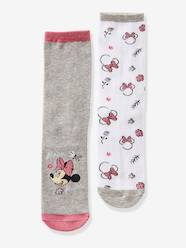 Lote de 2 pares de calcetines Minnie®