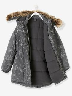 Happy Week-Parka niña 4 en 1 con forro polar