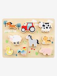 Puzzle granja Chunky Ferme