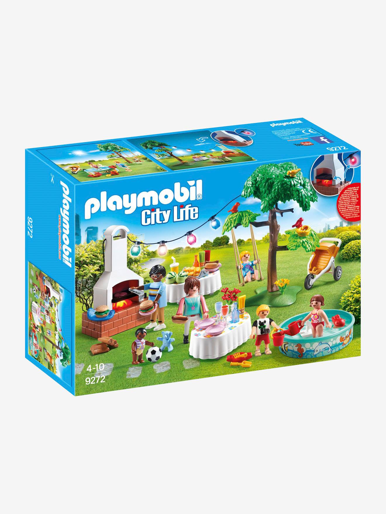Playmobil 9270 City Life Habitación de los niños