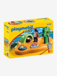 9119  Isla Pirata 123 Playmobil
