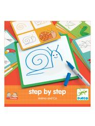 Step by step Animales DJECO