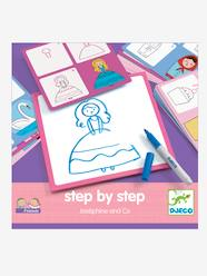 Step by step Josephine DJECO