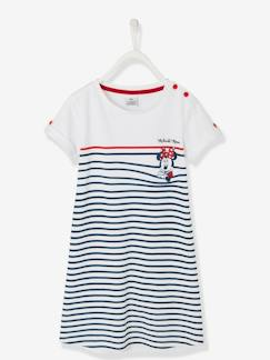 Marcas Mickey, Mini, StarWars e Frozen-Vestido Minnie® espíritu marinero