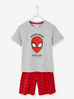 Los heroes-Pijama con short Spiderman® estampado