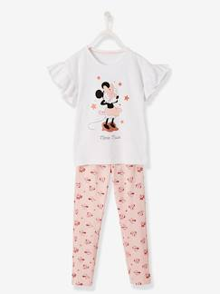 Marcas Mickey, Mini, StarWars e Frozen-Pijama Minnie® 2 prendas estampado