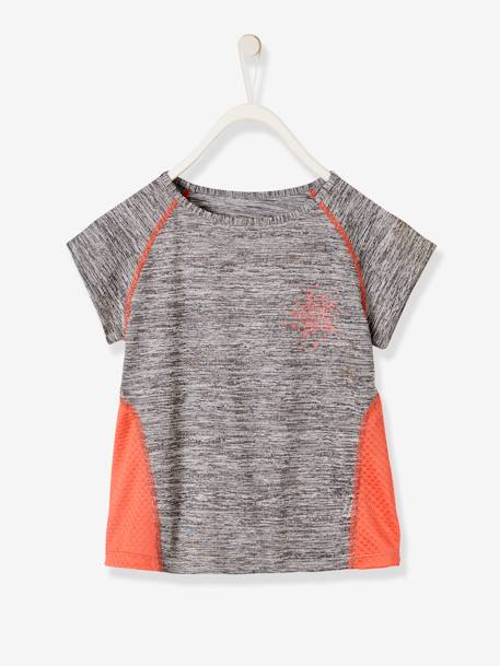 e6c69d626 Camiseta deportiva para niña de manga corta