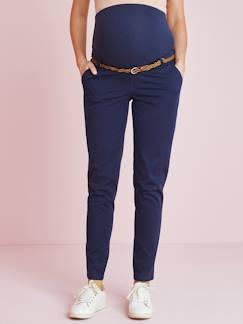 Pantalón chino de embarazo beea898c9229