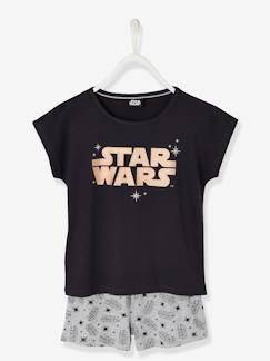 Marcas Mickey, Mini, StarWars e Frozen-Pijama con short Star Wars® estampado