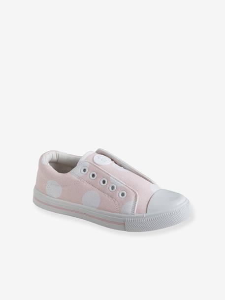 2f2187018 Zapatillas elásticas de lona