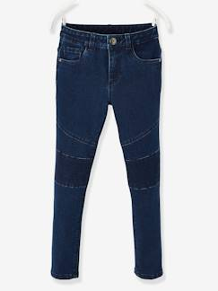 Denim-Vaqueros slim niña indestructibles