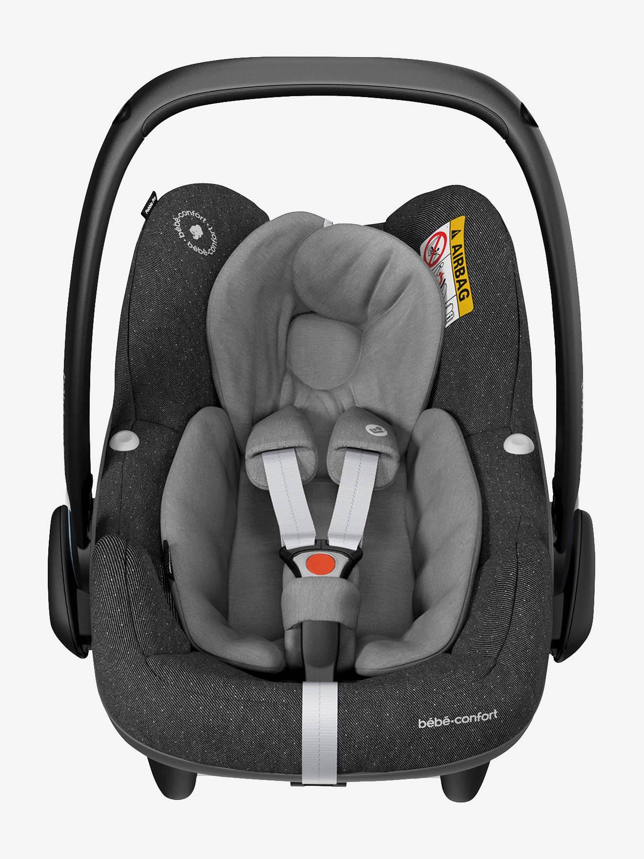 Silla de coche Cosi Pebble Pro i Size BEBE CONFORT gris medio liso