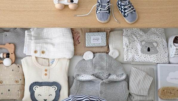 La maleta de maternidad